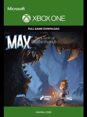 Max: The Curse of Brotherhood - Xbox One Digital Code