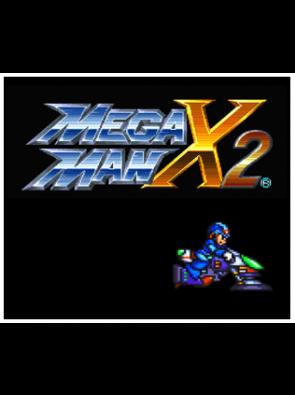 Mega Man X2 3DS - Game Code (ENG)