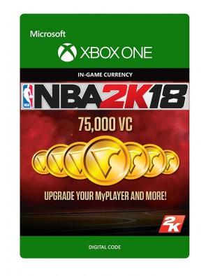 NBA 2K18 75,000 VC (Xbox One)