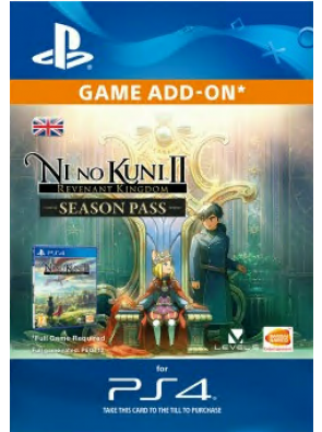 Ni No Kuni II: Revenant Kingdom - Season Pass PS4