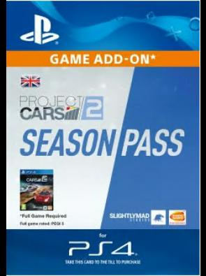Project CARS 2 Season Pass PS4