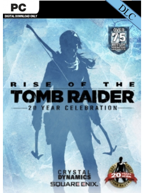 Rise of the Tomb Raider 20 Year Celebration Pack DLC