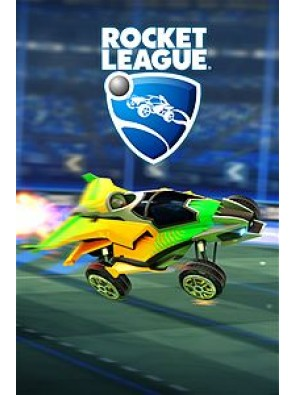 Rocket League PC - Aftershock DLC