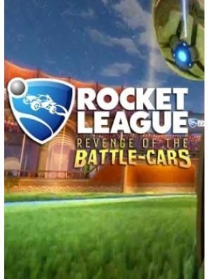 Rocket League PC - Revenge of the Battle-Cars DLC