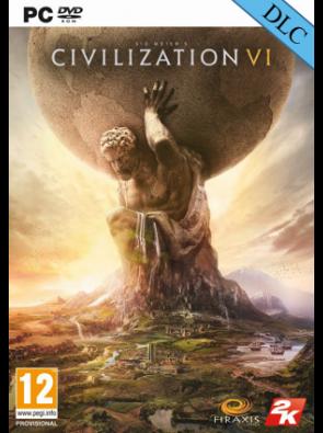 Sid Meiers Civilization VI 6 PC - DLC
