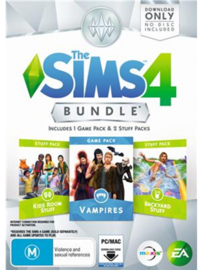 The Sims 4 Bundle Pack 4 PC