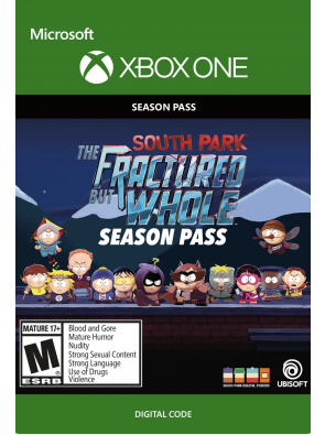 South Park: The Fractured but Whole Season Pass Xbox One