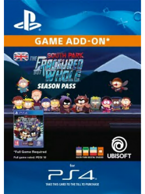 South Park: The Fractured but Whole Season Pass PS4