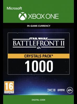 Star Wars Battlefront 2: 1000 Crystals Xbox One