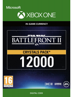 Star Wars Battlefront 2: 12000 Crystals Xbox One