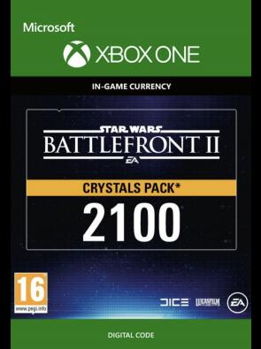 Star Wars Battlefront 2: 2100 Crystals Xbox One