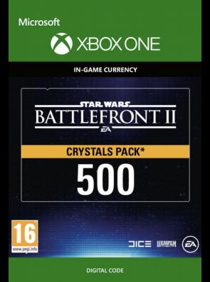 Star Wars Battlefront 2: 500 Crystals Xbox One