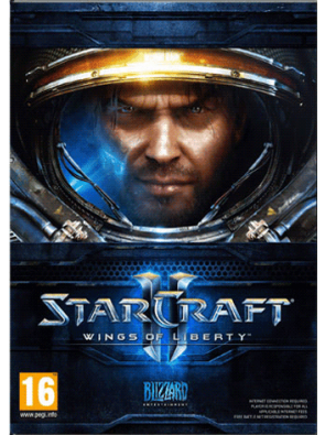 Starcraft II 2: Wings of Liberty (PC/Mac)