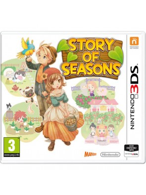 Story of Seasons 3DS - Game Code