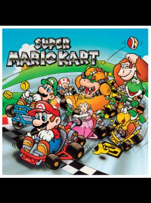 Super Mario Kart 3DS - Game Code (ENG)