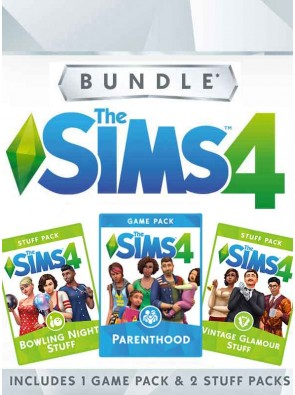 The Sims 4 Bundle Pack 5 PC