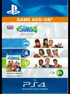The Sims 4 Bundle PS4