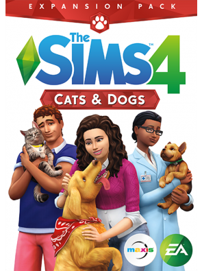 The Sims 4: Cats and Dogs Expansion PC