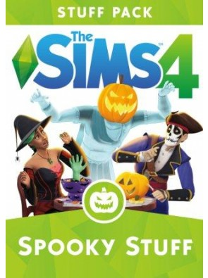 The Sims 4: Spooky Stuff Pack PC