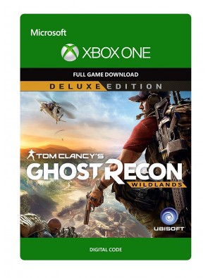Tom Clancys Ghost Recon Wildlands Deluxe Edition Xbox One