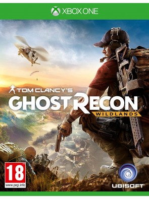 Tom Clancys Ghost Recon Wildlands Xbox One