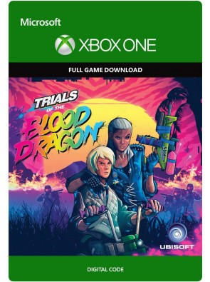 Trials of the Blood Dragon Xbox One
