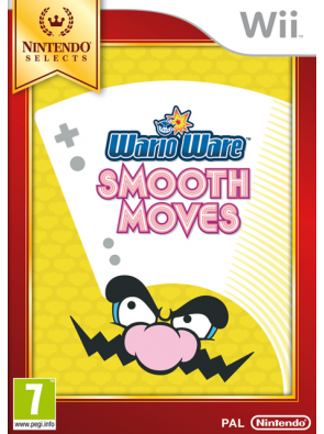 WarioWare Smooth Moves Wii U - Game Code