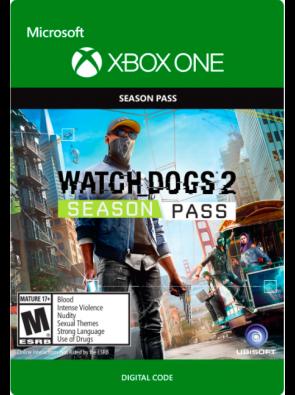 Watch Dogs 2 Season Pass Xbox One