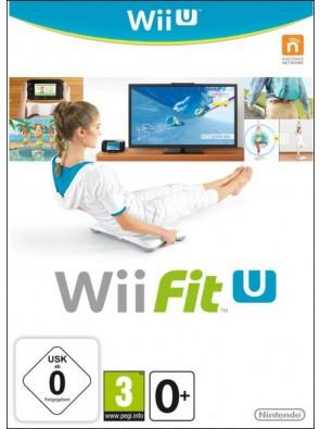 Wii Fit U Wii U - Game Code