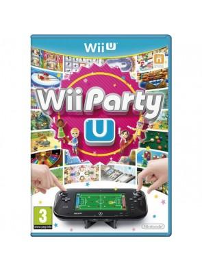Wii Party U Wii U - Game Code