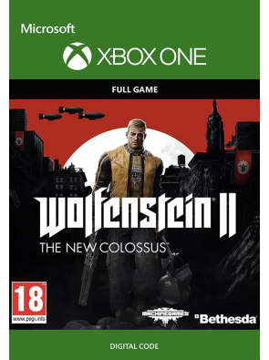Wolfenstein 2: The New Colossus Digital Standard Edition Xbox One