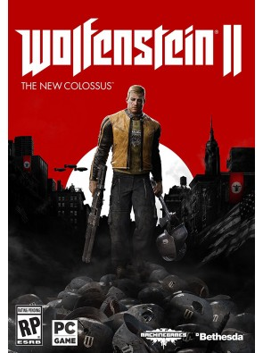 Wolfenstein II: The New Colossus PC + DLC