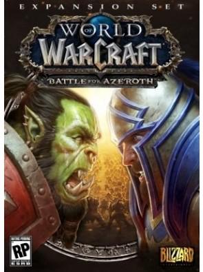 World of Warcraft Battle for Azeroth DLC
