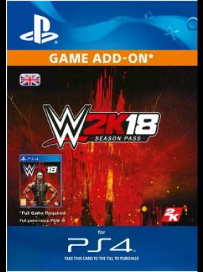 WWE 2K18 Season Pass PS4