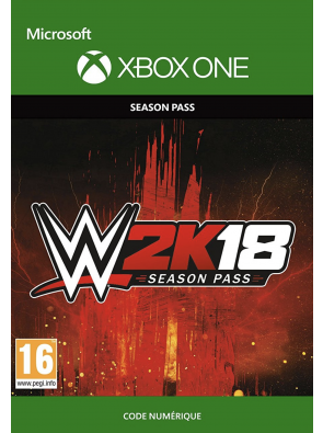 WWE 2K18 Season Pass Xbox One