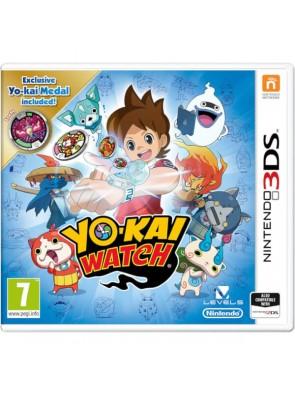 Yo-Kai Watch 3DS - Game Code