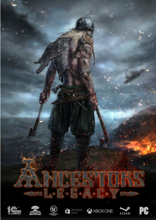 Ancestors Legacy PC