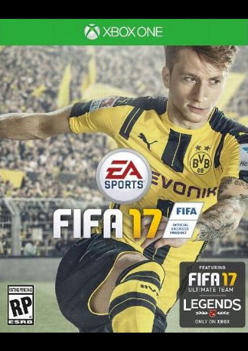 FIFA 17 Xbox One - Digital Code