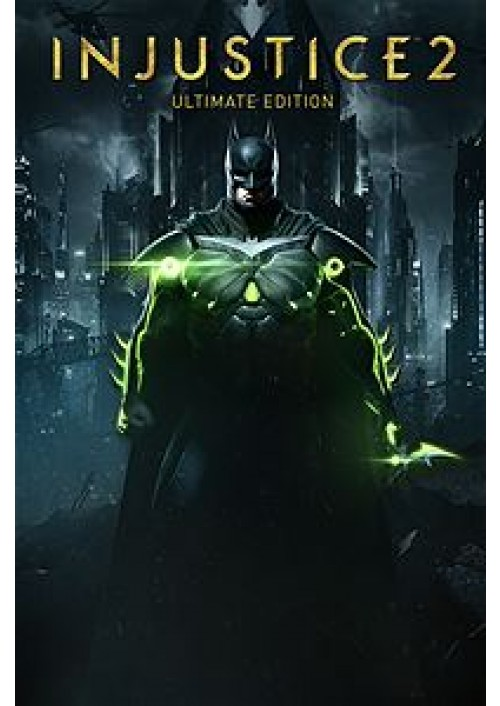 Injustice 2 Ultimate Edition PC