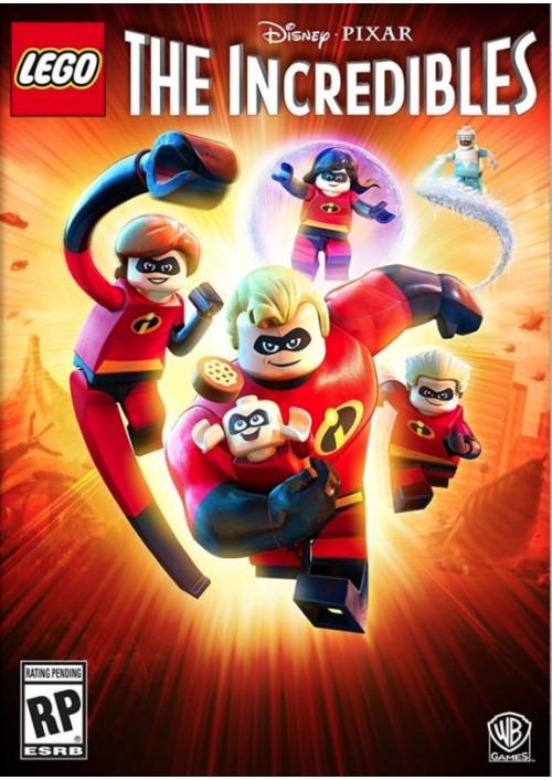 Lego The Incredibles PC + DLC