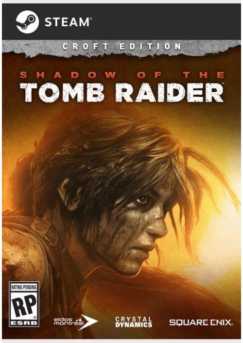 Shadow of the Tomb Raider Croft Edition PC