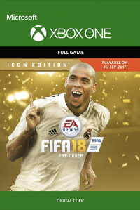 FIFA 18 ICON Edition (Xbox One)