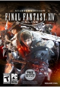 Final Fantasy XIV 14 Online Starter Edition PC