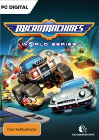 Micro Machines World Series PC