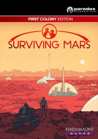 Surviving Mars First Colony Edition PC