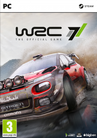 WRC 7 World Rally Championship PC