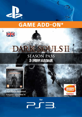 Dark Souls 2 Season Pass Ps3