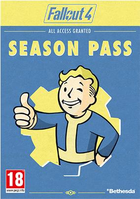Fallout 4 Season Pass PC