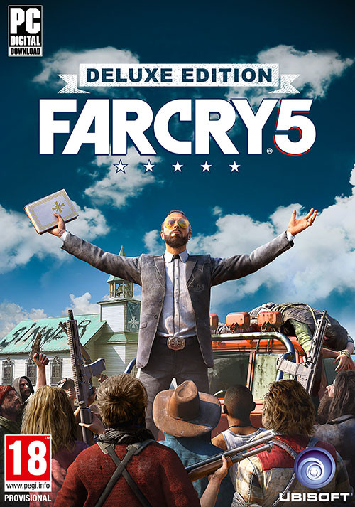 Far Cry 5 Deluxe Edition PC