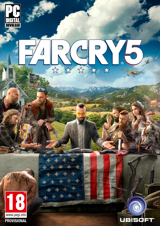 Far Cry 5 PC + DLC